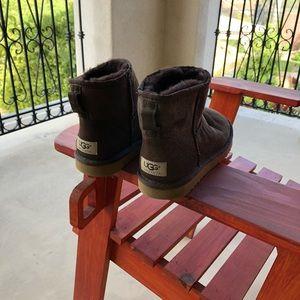 UGG Mini Chocolate Boots
